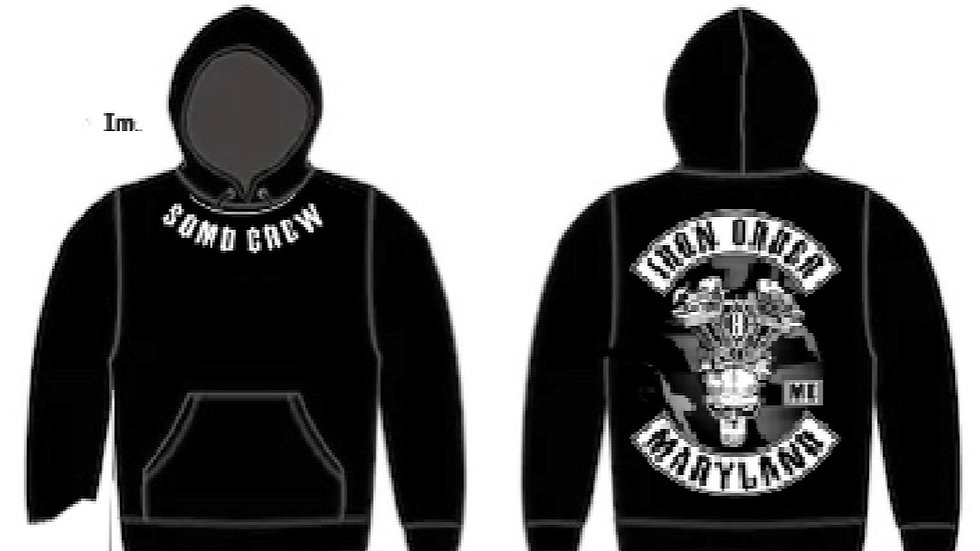 Brother only SOMD Hoodie