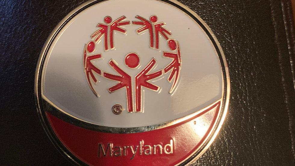 IOMC / Special Olympics Coin