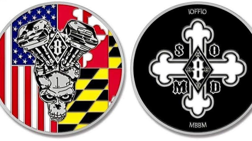 IOMC SOMD CREW Coin (Brothers Only)
