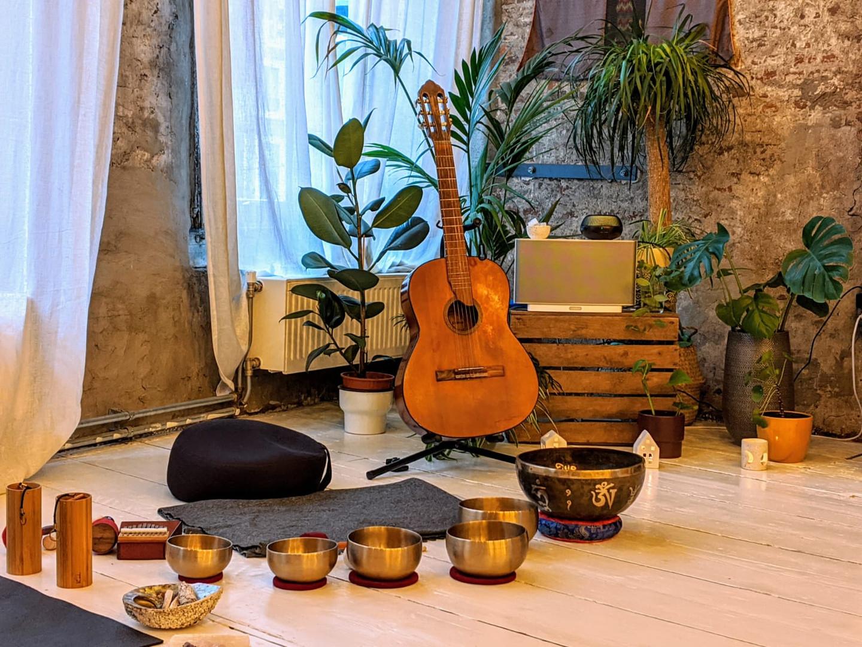 Yin sound journey