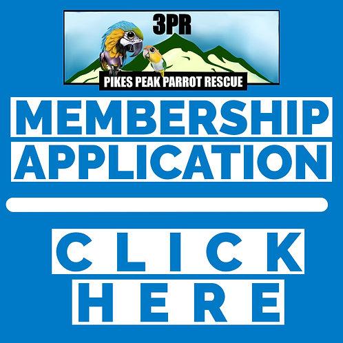 Annual Membership Application