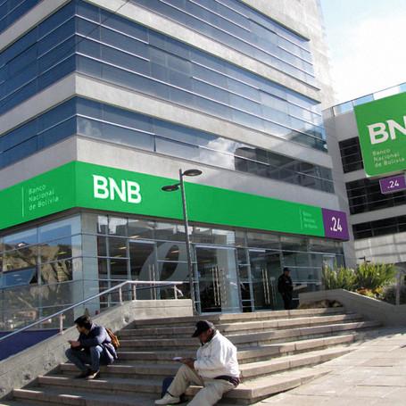 Restyling del Banco de Bolivia