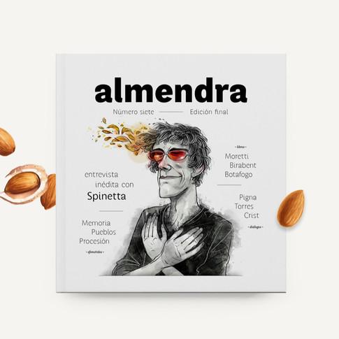 → Almendra, un libro inédito