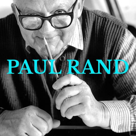 Maestros del Branding: Paul Rand