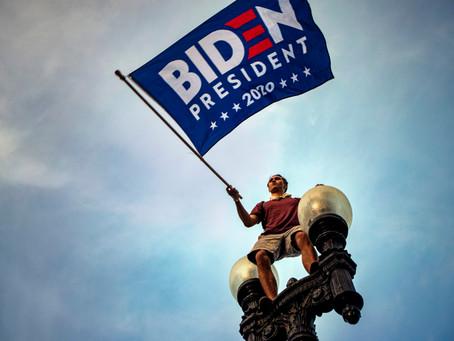 Una tipo latina para Joe Biden