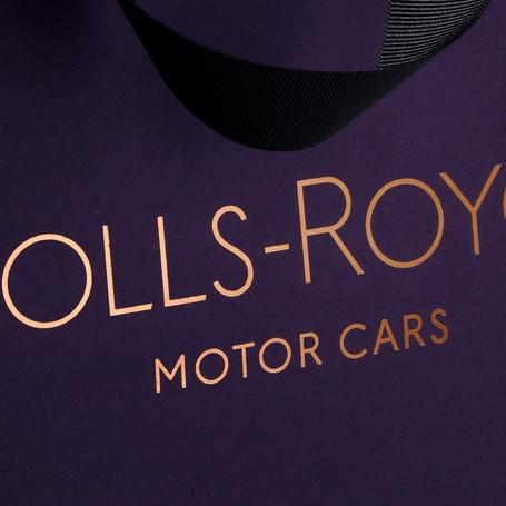 Rolls Royce actualiza su identidad