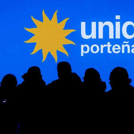 Unidad Porteña actualiza su logotipo