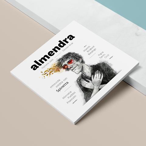 Almendra, un libro inedito