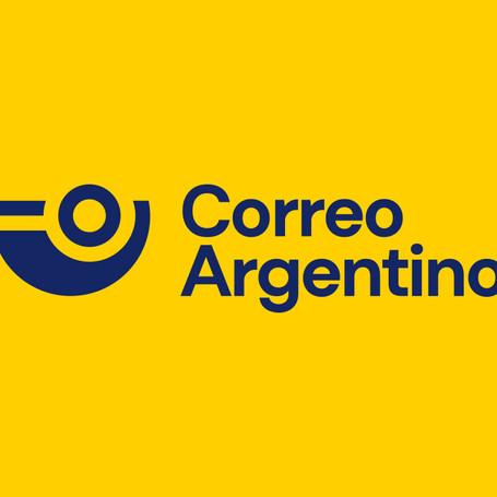 Otro logo para el Correo Argentino