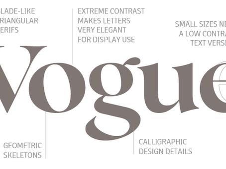 Tendencias en Tipografía para 2020