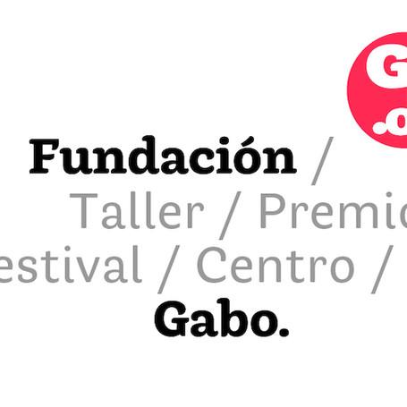 Una marca viva para Gabo