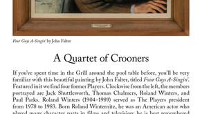 A Quartet Of Crooners