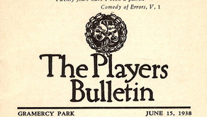 A Players Flashback: 1938