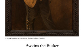 Awkins The Busker