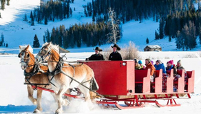 "Five Things To Love About ""Sleigh Ride"""