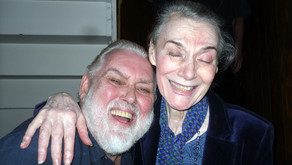 """Marian Seldes On My Show: """"Horrible!"""""""
