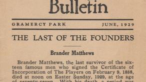 A Players Flashback: 1929