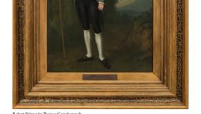 A Portrait By Gainsborough