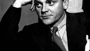 James Cagney At The Clubhouse