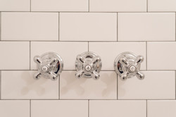 cross handle faucets