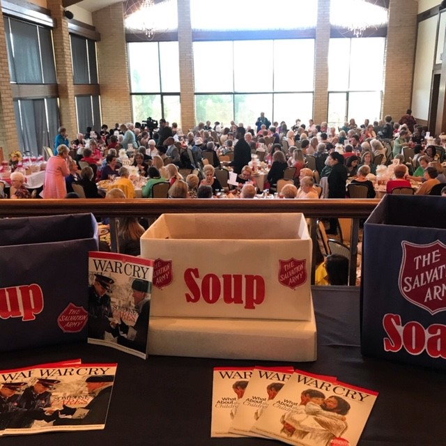 Soup, Soap and Hope Luncheon