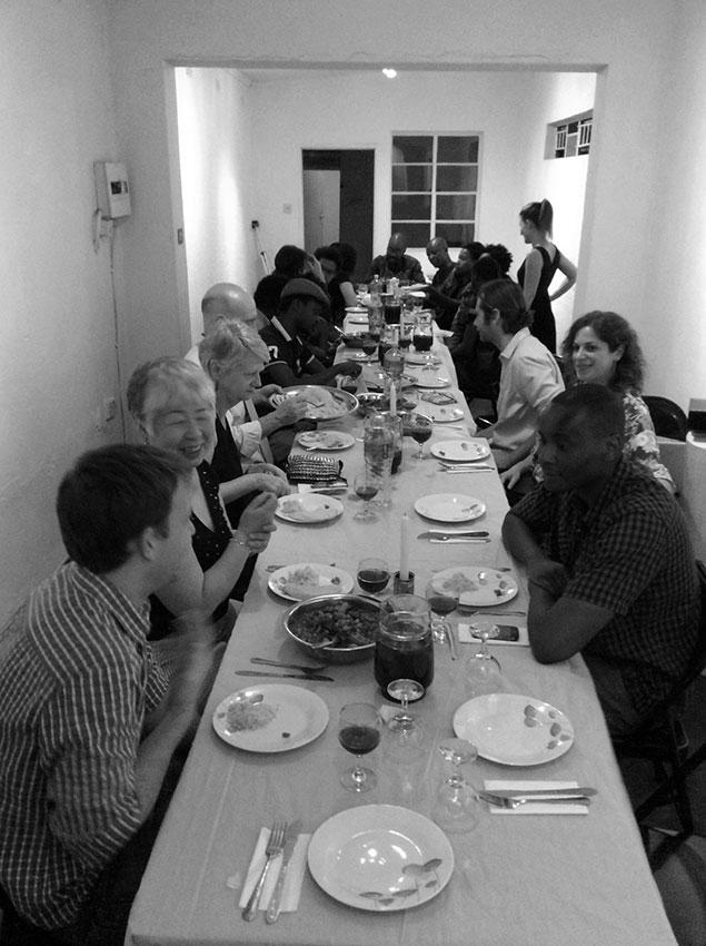First Supper