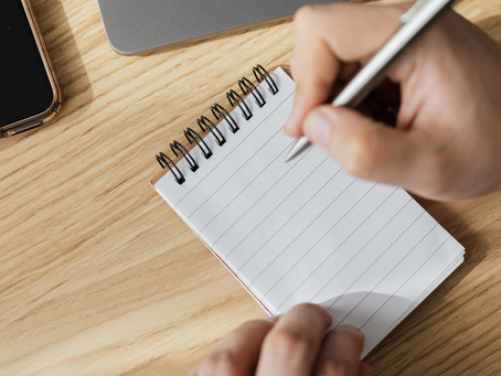 The Benefits of Writing a Forgiveness Letter