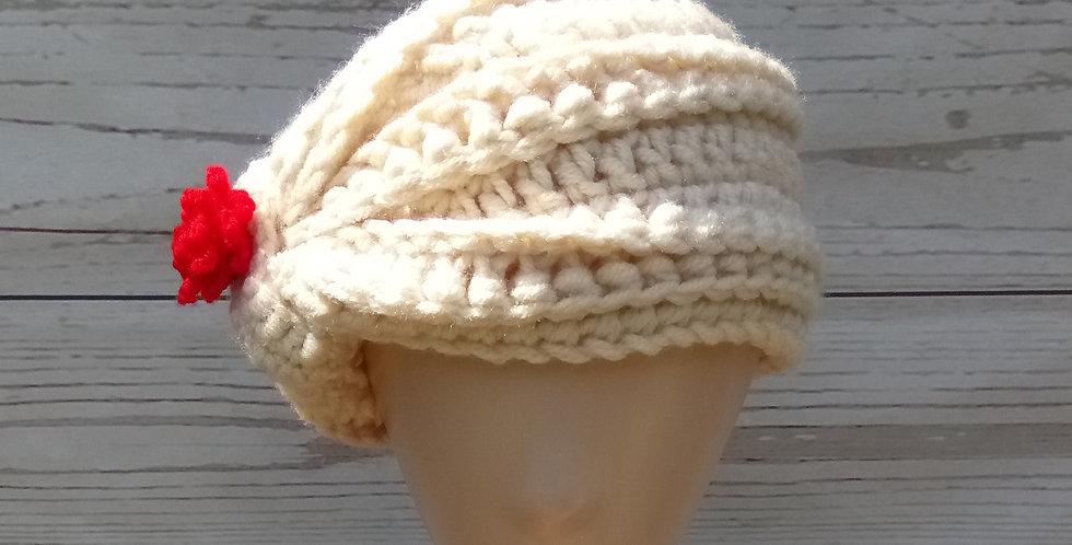 "Chapeau ""Coquelicot"""