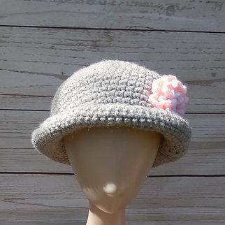 "Chapeau ""Camélia"""