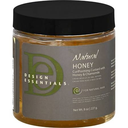 Design Essentials Natural Curl Forming Custard Honey For Natural