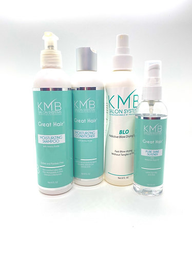KMB Great Hair Home Care System