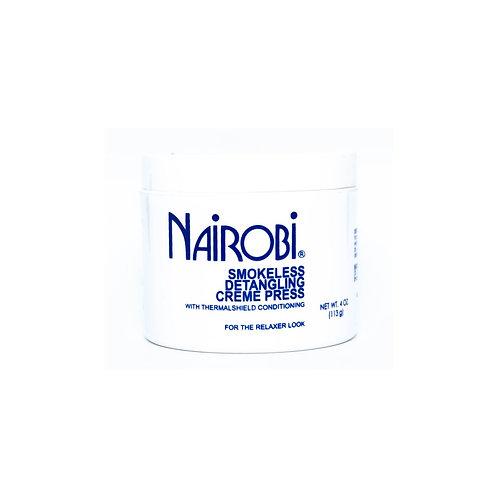 Nairobi Smokeless Detangling Creme Press