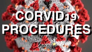 CORVID19 Procedures UPDATE
