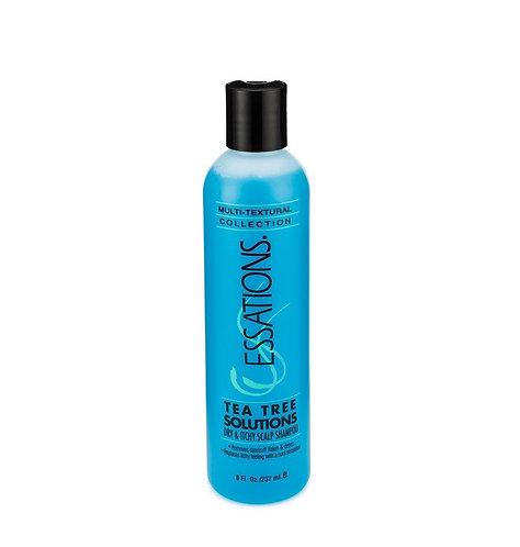 Essations Tea Tree Solutions Dry & Itchy Scalp Shampoo 8oz