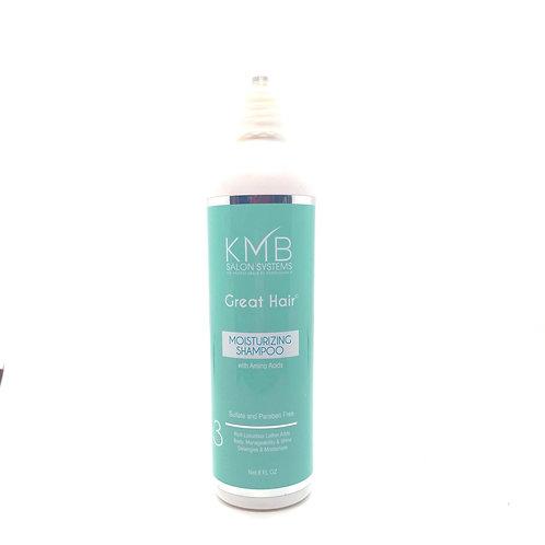 KMB Moisture Shampoo 8oz