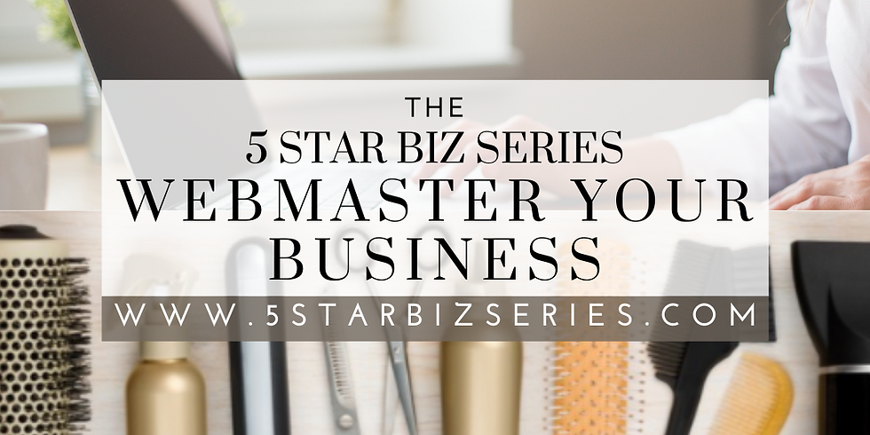 WebMaster Your Business