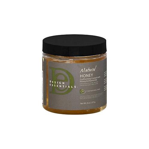 Design Essentials Natural Curl Forming Custard, Honey, for Natural Hair - 8 oz