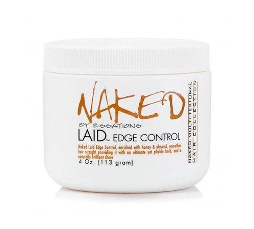 Naked Essations Laid/SLaid Edge Control, 4oz