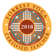 Certified Forrest Yoga Teacher