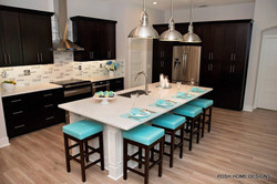 Industrial Bling Kitchen