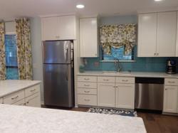 Coastal Kitchen Redesign
