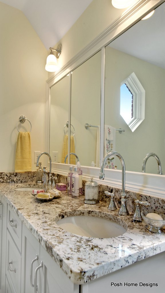 Bling in the Master Bath