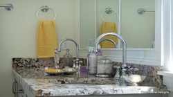 Bling in the Master Bathroom