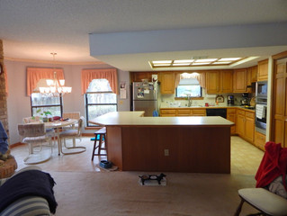 Partial Cabinet Refacing - A Process Revealed!