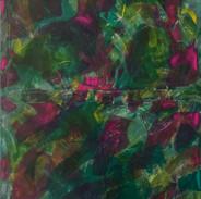 Acrylic on Canvas (60 x 84 cm)