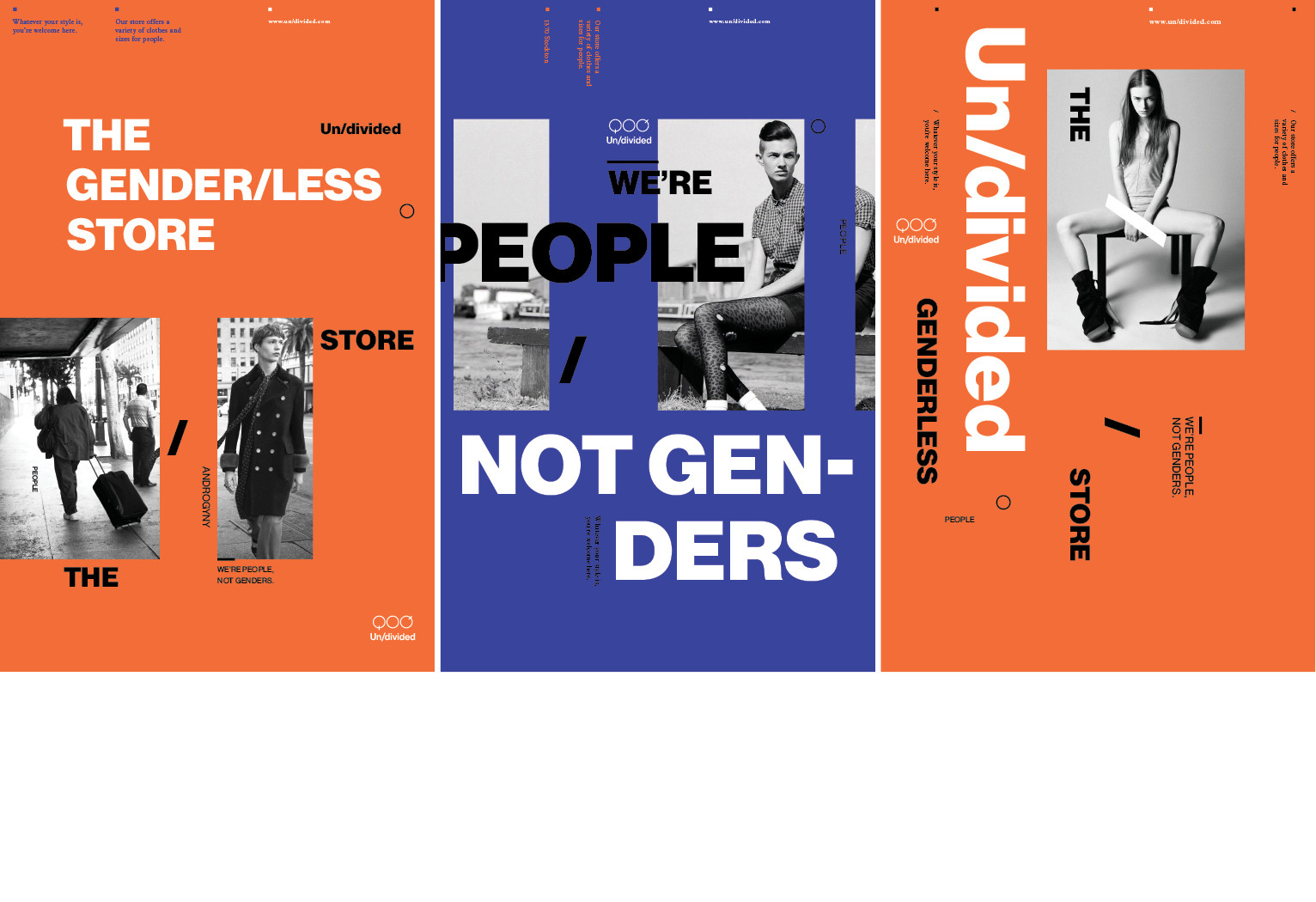 Un/divided Poster Series