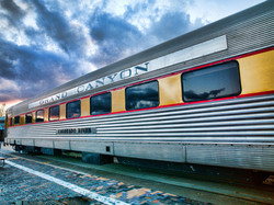 """Grand Canyon Railway #1"""