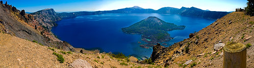 """""""Crater Lake"""" (Signed • Numbered • Limited Edition)"""