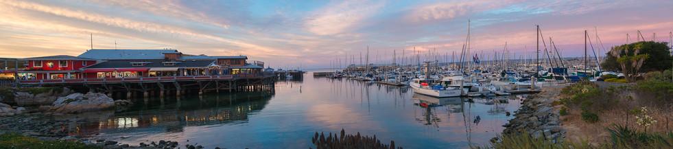 Old Fishermans Wharf-Monteray CA - 3KFor