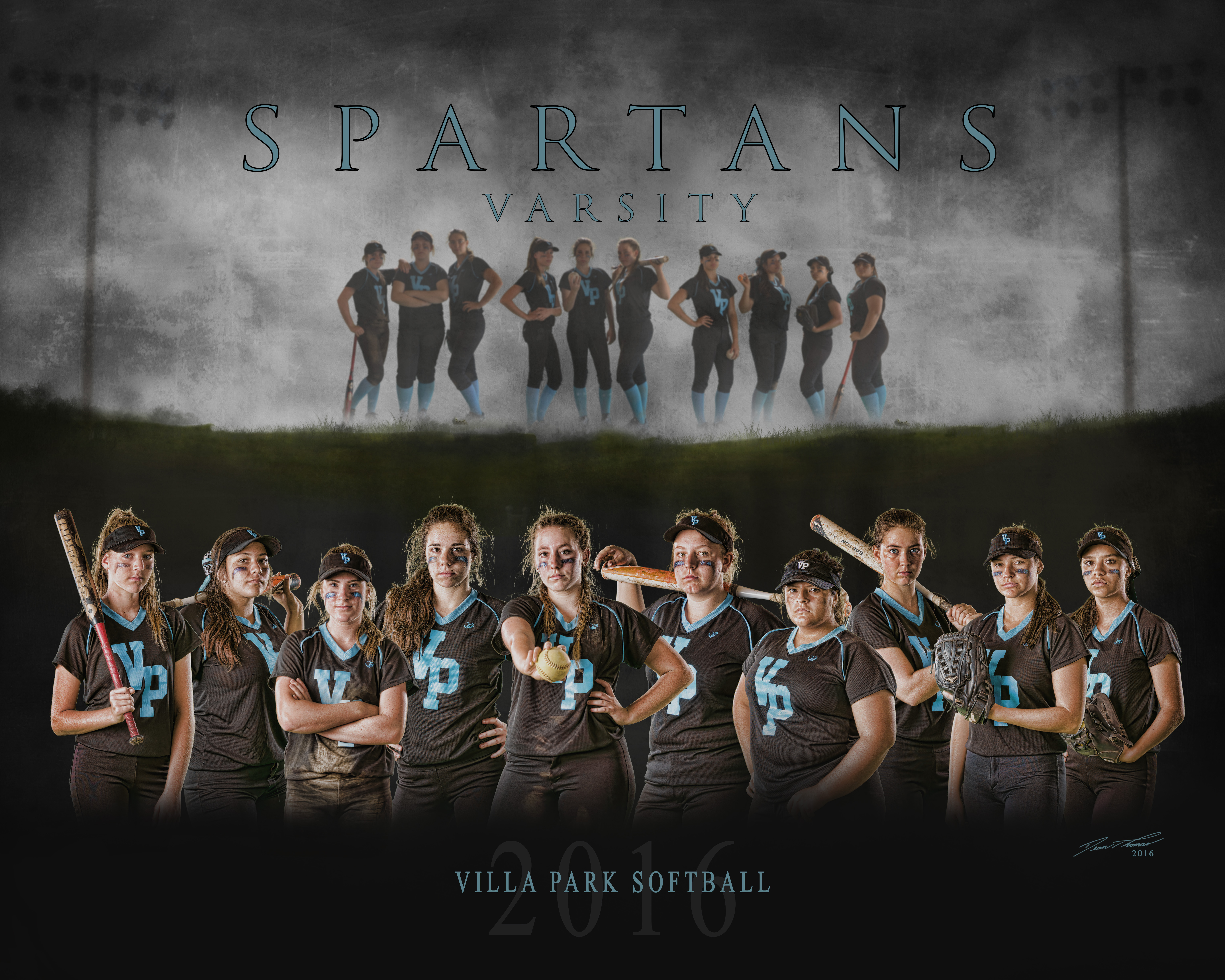 VPHS Softball - JV - 2016